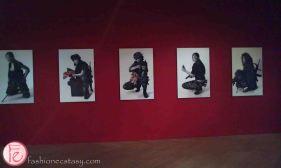 Art by Isa Ho- Elle 21st Anniversary 'Art Meets Fashion @ Bellavita