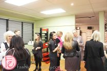 Fitwall Studio's Grand Opening party