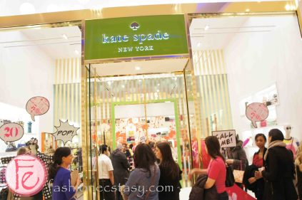 Kate Spade New York Grand Opening Party at Yorkdale Shopping Centre, Toronto