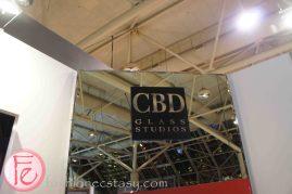 CBD Glass Studios @ IDS 2013 Interior Design Show