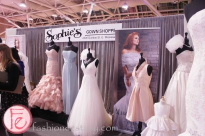 2013 Canada's Bridal Show - Sophie's Gown Shoppe