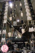 Jardin de Ville's wall of hand bags