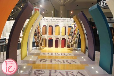 PARA Paints @ IDS 2013 Interior Design Show