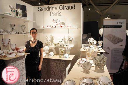Sandrine Giraud Paris @ IDS 2013 Interior Design Show