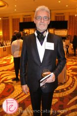 2013 Book Lover's Ball - C.S. Richardson (author)