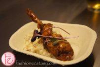 Colonel's Crispy Chicken Skewers w/ Dixie Coleslaw