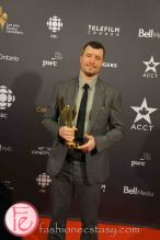 Barbara Sears Award for Best Visual Research- Love, Hate & Propaganda: The Cold War- Darren Yearsley - 1st Canadian Screen Awards - Television & Digital Media Awards Show