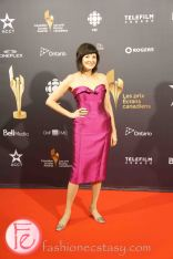 Bernadette Morra @ 1st Canadian Screen Awards - Industry Gala Night 1