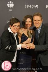 1st Canadian Screen Awards - Television & Digital Media Awards Show - Best Cross-Platform Project - Non-Fiction Truth & Lies: The Last Days of Osama bin Laden (CBC News, the fifth estate, Sean Embury, Fulscrn Digital Med) Rachel Nixon, Marie Caloz, Marissa Nelson, Robert Sheppard, Jim Williamson