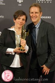 Best News Information Series the fifth estate (CBC) Jim Williamson, Marie Caloz- 1st Canadian Screen Awards - Television & Digital Media Awards Show