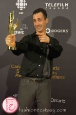 Best Picture Editing in a Documentary Program or Series Robert Swartz - When Dreams Take Flight- 1st Canadian Screen Awards - Television & Digital Media Awards Show