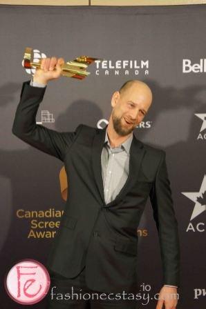 Best Production Design or Art Direction in a Non-Fiction Program or Series Adrian Greenlaw - Inventions That Shook The World - 1920's- 1st Canadian Screen Awards - Television & Digital Media Awards Show