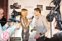 Eligible Magazine iPad Launch with Michael Stagliano and Emily Tuchscherer from Bachelor Pad