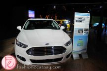 Ford's Blue Party - Unveiling of the All New 2014 Ford Fiesta - 2013 Ford Fusion Energi