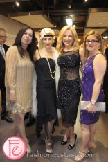 wearing: (left to right) Alice + Olivia, private boutique, vintage, Alice + Olivia