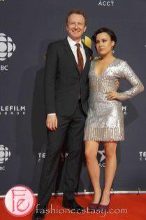 Bob Martin & Tommie-Amber Pirie (Michael: Tuesdays and Thursdays)- Canadian Screen Awards Broadcast Gala