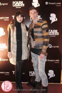 Karl Lagerfeld Watch Launch at Shangri La