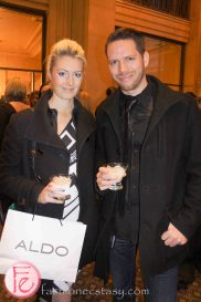 Lucian Matis Fall-Winter 2013 Fashion Show with the Unveiling of the Baileys Irish Cream Dress
