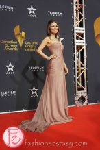Mary Zilba ( Real Housewives of Vancouver) - Canadian Screen Awards Broadcast Gala