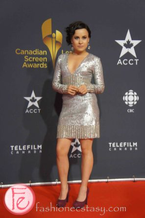Tommie-Amber Pirie (Michael Tuesdays and Thursdays)- Canadian Screen Awards Broadcast Gala