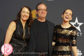 Wendel Meldrum, Mark McKinney, Brooke Palsson - Canadian Screen Awards Broadcast Gala