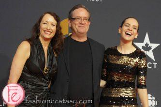 Wendel Meldrum, Mark McKinney, Brooke Palsson - Canadian Screen Awards Broadcast Gala