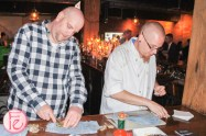 Malpeque oysters by the Hogtown Pub and Oysters- Culinary Adventure Co. Season 3 Launch Party