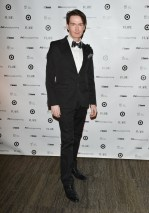 David Dixon at TFI new labels gala 2013
