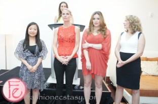 Deborah Lau-Yu, Jennifer Bassett - 1st CAFA Canadian Arts & Fashion Awards