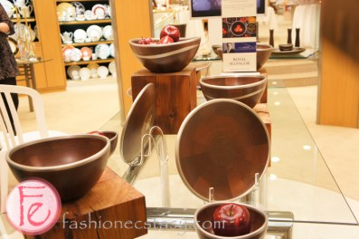 Arcadia bowls - Royal Selangor Arcadia Collection Launch at William Ashley