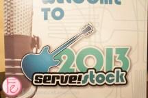 Servestock 2013