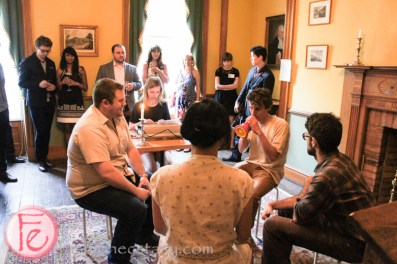 VIP SummerWorks Soiree 2013 - Four Words