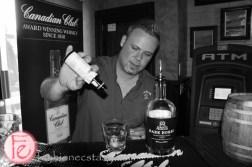 Matt Jones - All Things Smoked - The Great Whiskey Debate and Cigar Night by the Brazen Head