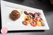 roasted heirloom beet Kultura Summer Menu Tasting