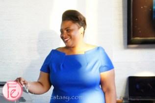 Aisha Fairclough- A Toast to Curves 2013 Body Confidence Canada Awards