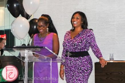 Glenora Joseph at A Toast to Curves 2013 Body Confidence Canada Awards