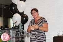 Angell Kasparian at A Toast to Curves 2013 Body Confidence Canada Awards