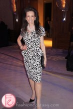Michelle Levy at Mount Sinai Hospital Auxiliary's 60th Birthday Bash Gala at The Ritz