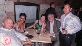 VIP TIFF Party at Crush Wine Bar with The Invidiata Team