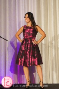 Mary Sanders at Pink Diamond Gala for After Breast Cancer 2013