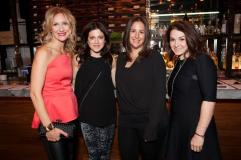 Jennifer Elmaleh, Kailee Mecklinger, Jennifer Konopny and Jennifer Brodlieb, Moms for Sinai Co-chairs