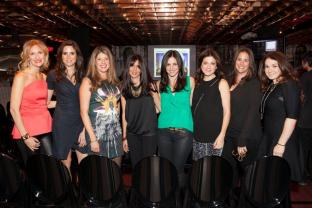 Jennifer Elmaleh, Courtney Fireman, Karen Fonn, Esther Feldman, Julie Kessel, Kailee Mecklinger, Jennifer Konopny, Jennifer Brodlieb