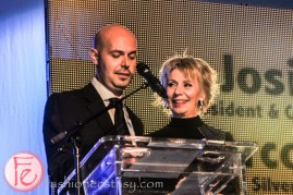 Silver Ball 2013 for Providence Healthcare- Josie Walsh and Marco Polsinelli