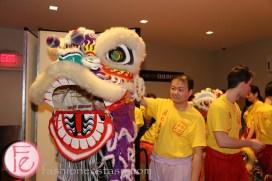 Dragon Ball 2014 for Yee Hong - Lion Dance