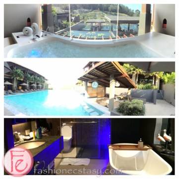 Avista Hideaway - our Jacuzzi suite