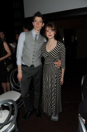 Brendan Saye & Emma Hawes