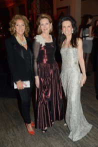 Renette Berman, Lois Macaulay, Michelle Levy