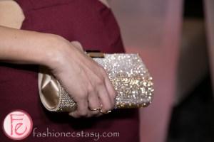 Swarovski purse
