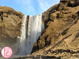 南冰島斯科加爾瀑布(Skógafoss, South Iceland)