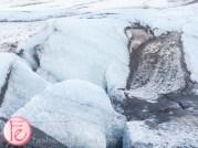 米達爾斯冰原冰川 (Mýrdalsjökull Glacier)